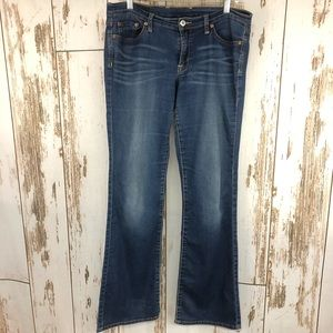 Lucky Brand Jeans, Size 10 Long Inseam.  O21